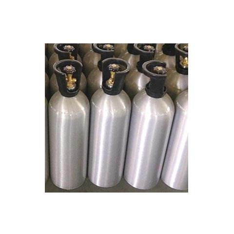 Serials of Aluminum CO2 cylinder for beverage service