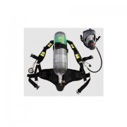 Standard SCBA breathing apparatus for firefighting
