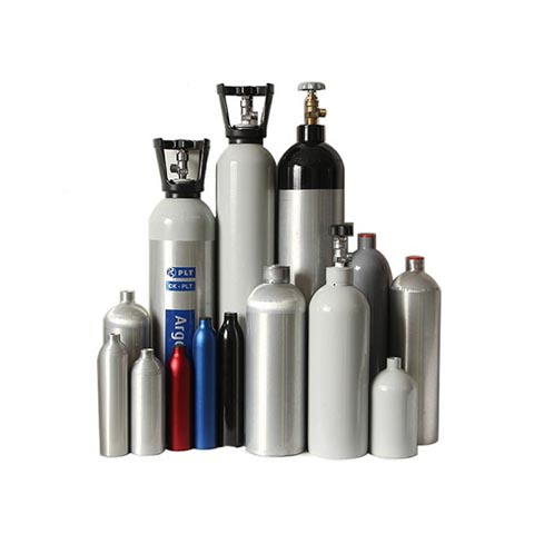 Aluminum cylinder sizes